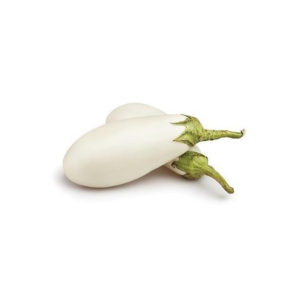 Albergínia blanca