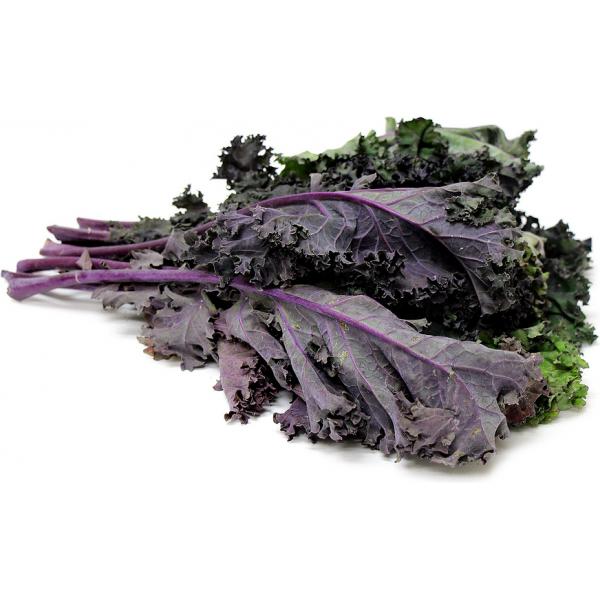 Col kale violeta manat