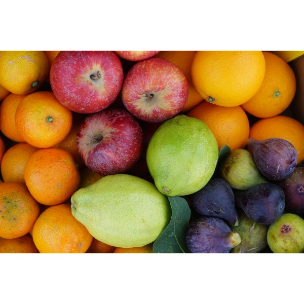 Cistella de fruita