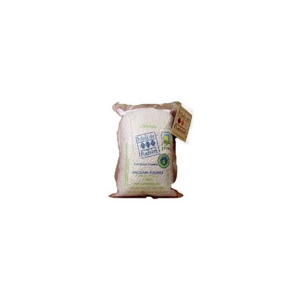 Arròs ecològic blanc Molí Rafelet 1kg