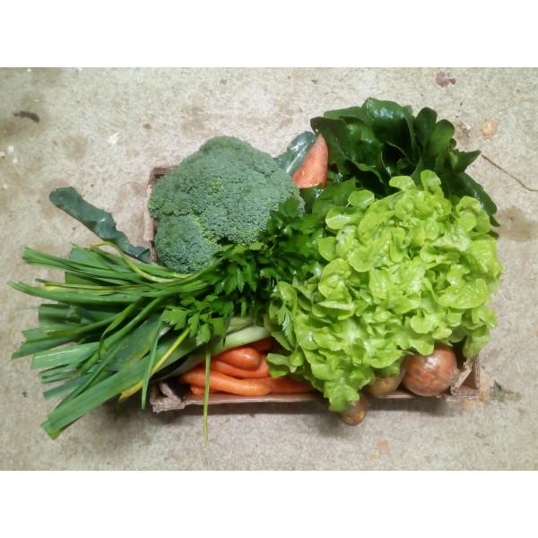 Cistella petita  verdura