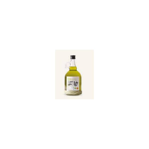 Oli ecològic arbequina 1L