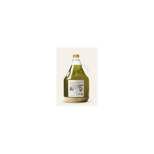 Oli ecològic arbequina 3L